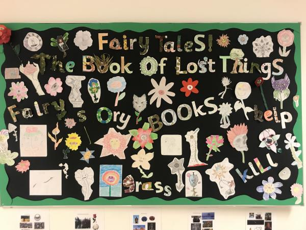 Fairytales - The Book of Lost Things